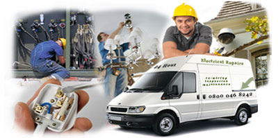 Thornton electricians